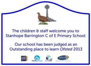 Ofsted sign (1)