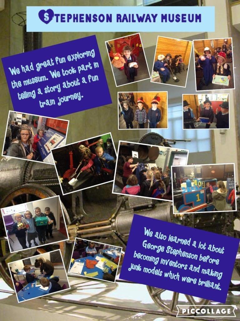 Class 1 Railway Museum trip 2016