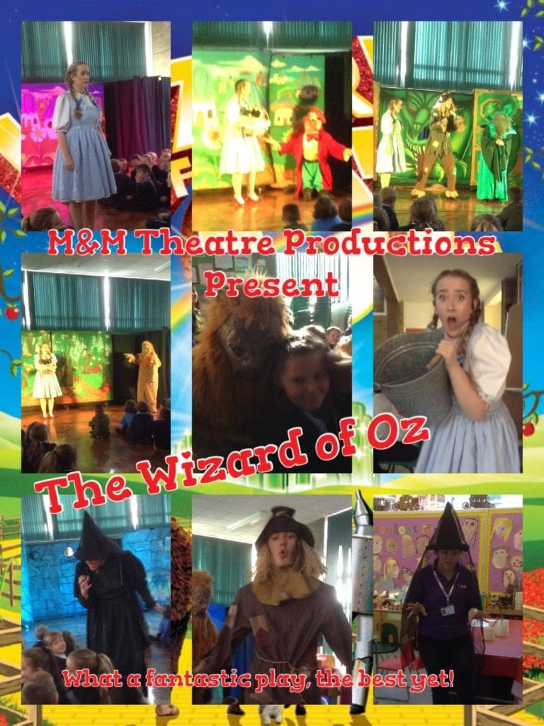 Wizard of Oz Play 2016