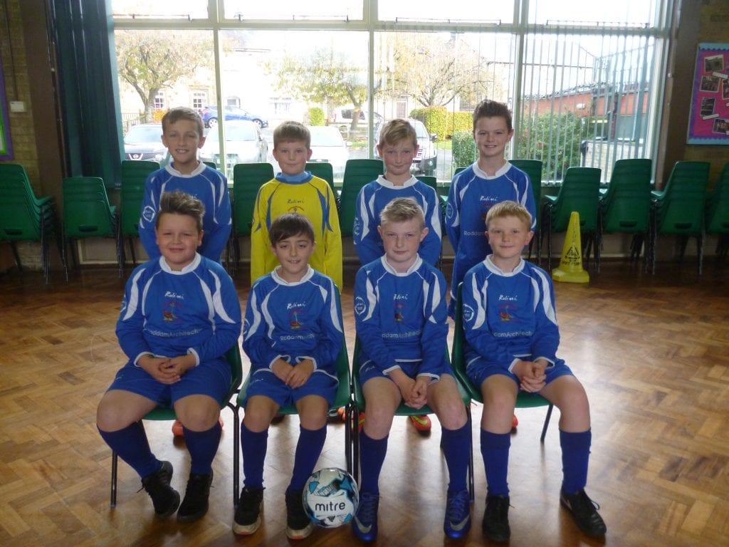 Football Team 2016
